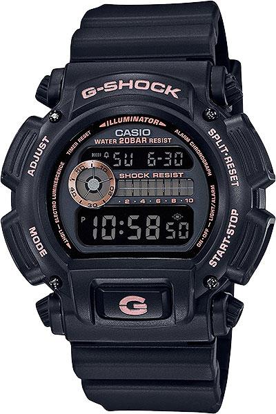 Мужские часы Casio DW-9052GBX-1A4