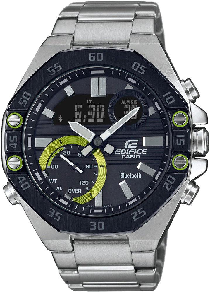 Мужские часы Casio ECB-10DB-1AEF