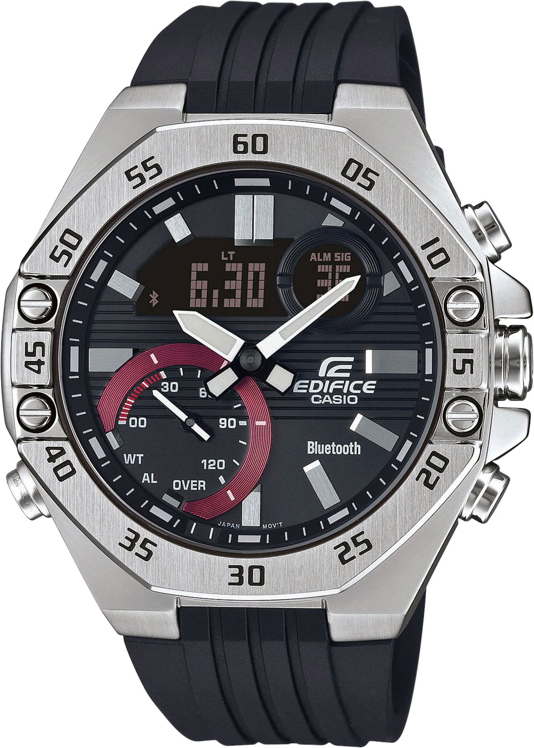 Мужские часы Casio ECB-10P-1AEF