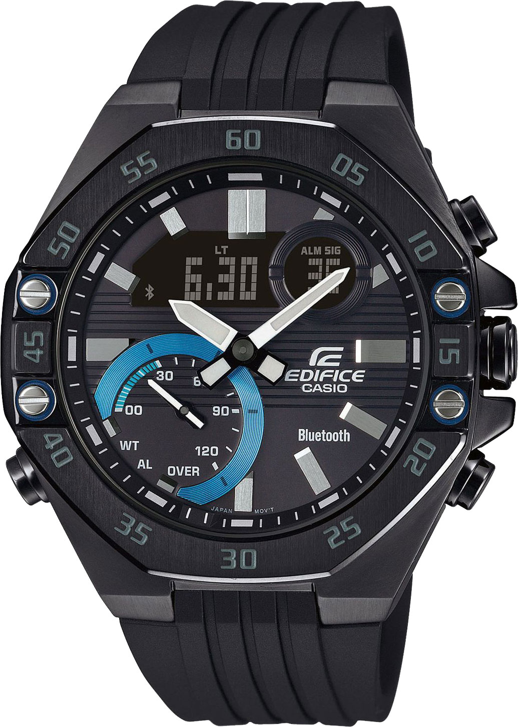 Мужские часы Casio ECB-10PB-1AEF