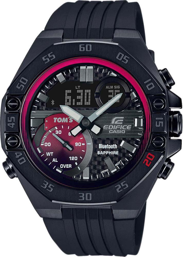 Мужские часы Casio ECB-10TMS-1AER
