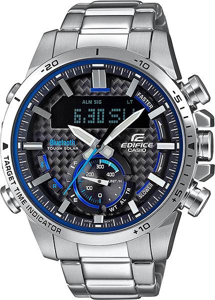 Мужские часы Casio ECB-800D-1A все цены