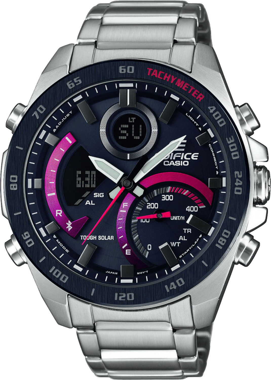 Мужские часы Casio ECB-900DB-1AER все цены