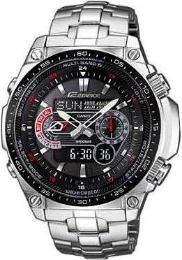 Мужские часы Casio ECW-M300EDB-1A цена