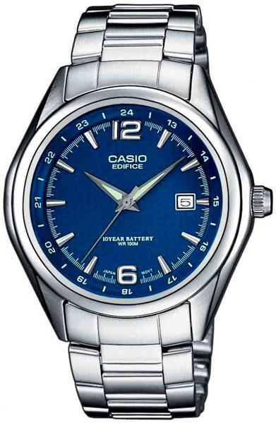 Мужские часы Casio EF-121D-2A casio casio ef 316d 2a