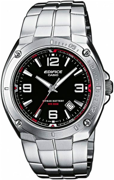 Мужские часы Casio EF-126D-1A casio edifice ef 126d 7a