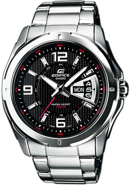 Мужские часы Casio EF-129D-1A casio edifice ef 328d 1a