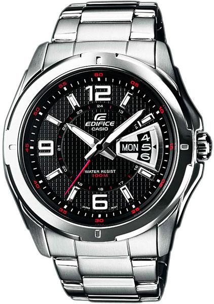 Мужские часы Casio EF-129D-1A casio edifice ef 539d 7a