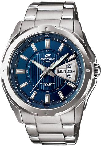 Мужские часы Casio EF-129D-2A casio edifice ef 539d 7a