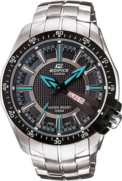 где купить Мужские часы Casio EF-130D-1A2 по лучшей цене