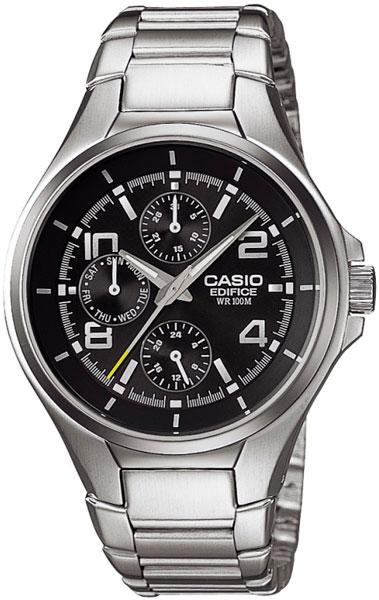цена Мужские часы Casio EF-316D-1A онлайн в 2017 году