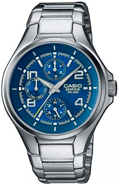 Мужские часы Casio EF-316D-2A unplanned suburbs