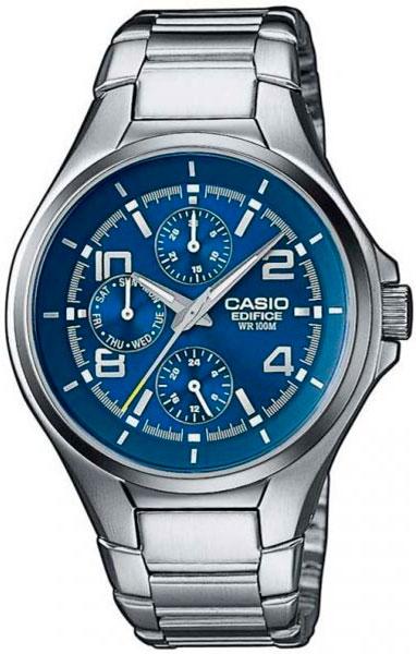цена Мужские часы Casio EF-316D-2A онлайн в 2017 году