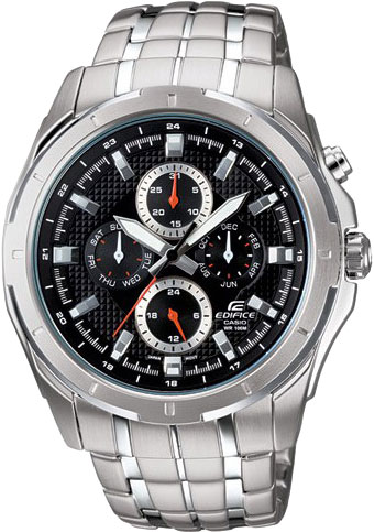 Мужские часы Casio EF-328D-1A casio edifice ef 328d 1a