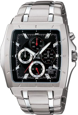 Мужские часы Casio EF-329D-1A casio ef 329d 1a edifice
