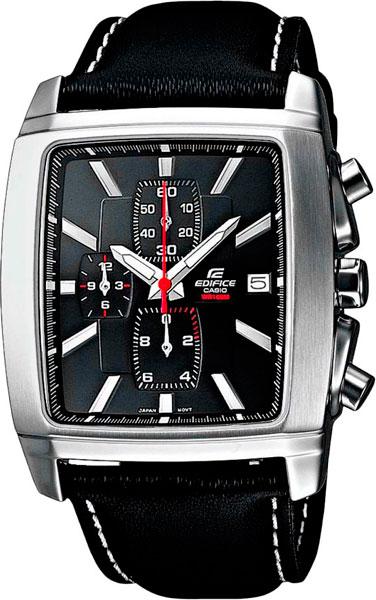 Мужские часы Casio EF-509L-1A casio часы casio ef 509l 1a коллекция edifice