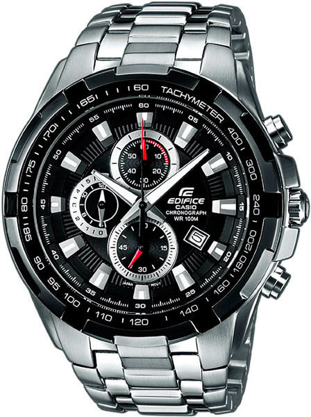 Мужские часы Casio EF-539D-1A casio edifice ef 539d 1a