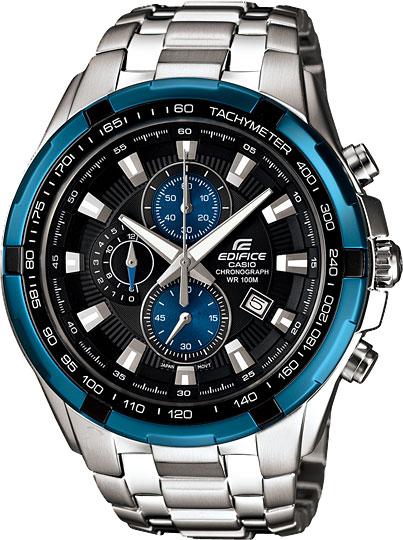 Мужские часы Casio EF-539D-1A2 цена и фото