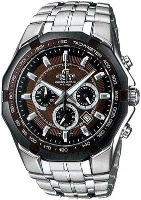Мужские часы Casio EF-540D-5A casio ef 327d 5a