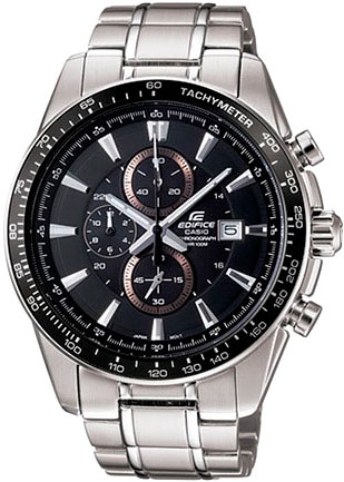 где купить Мужские часы Casio EF-547D-1A1 по лучшей цене