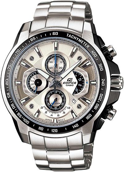 Мужские часы Casio EF-560D-7A casio sheen multi hand shn 3013d 7a