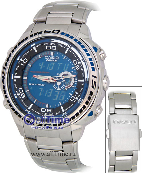 Часы Casio EF-121D-2A Часы Orient UNE5002W