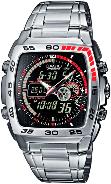 ���� � ����������������� ����� Casio Edifice EFA-122D-1A