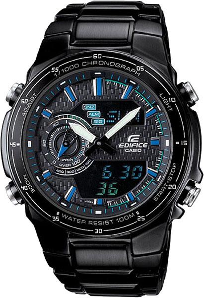 Мужские часы Casio EFA-131BK-1A цена и фото