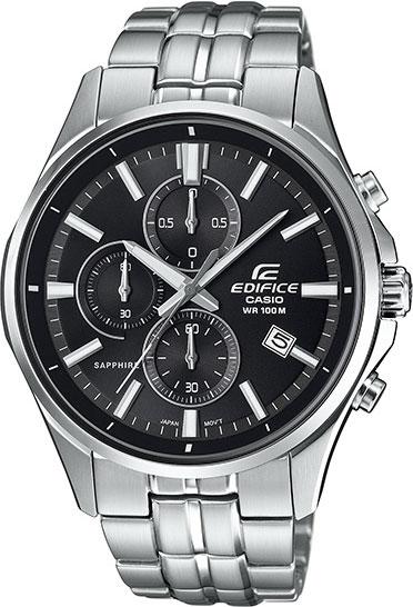 Мужские часы Casio EFB-530D-1A мужские часы casio efb 550l 1a