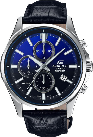 Мужские часы Casio EFB-530L-2A casio efb 560sbd 2a
