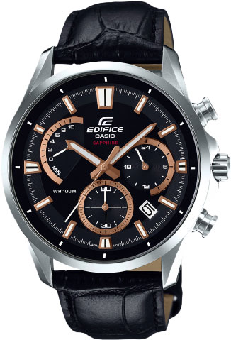 Мужские часы Casio EFB-550L-1A мужские часы casio efb 550l 1a