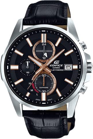 Мужские часы Casio EFB-560SBL-1A мужские часы casio efb 550l 1a
