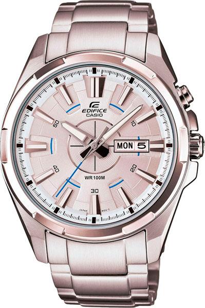 цена Мужские часы Casio EFR-102D-7A онлайн в 2017 году