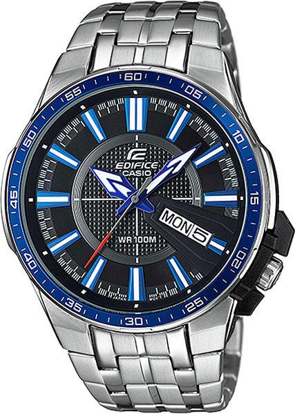 Мужские часы Casio EFR-106D-1A2 мужские часы casio efr 543bk 1a2