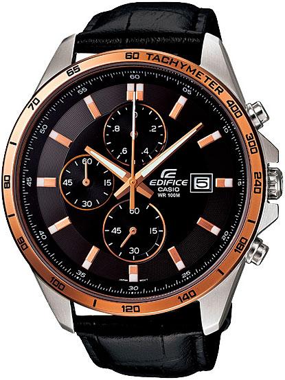 Мужские часы Casio EFR-512L-1A casio efr 512l 1a