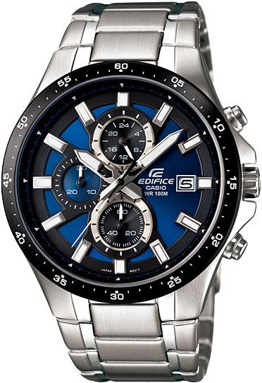 цена Мужские часы Casio EFR-519D-2A онлайн в 2017 году