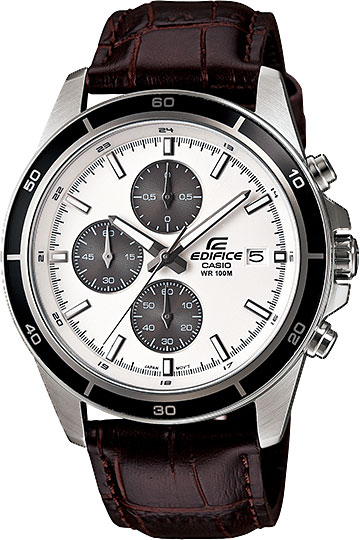 ���������� ���� �� ����� � ����������� ��� ��������� ������ Casio Edifice EFR-526L-7A