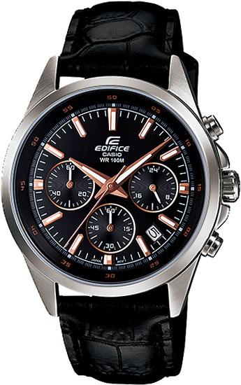 Мужские часы Casio EFR-527L-1A casio efr 527l 7a