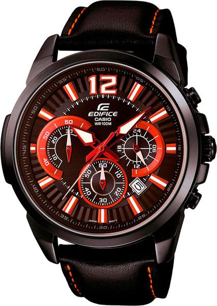 Мужские часы Casio EFR-535BL-1A4 цена и фото