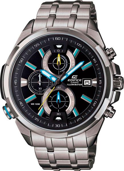 Мужские часы Casio EFR-536D-1A2 мужские часы casio efr 543bk 1a2