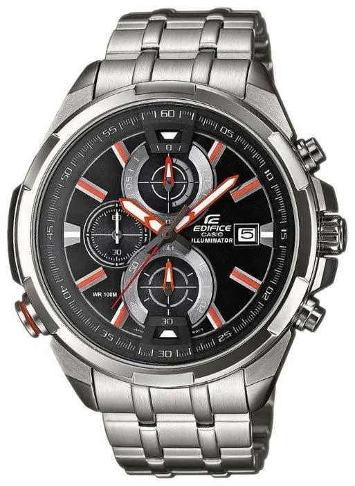 цена  Мужские часы Casio EFR-536D-1A4  онлайн в 2017 году