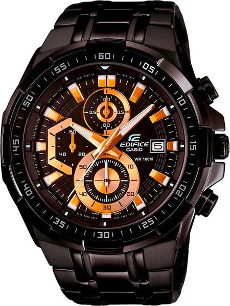 Мужские часы Casio EFR-539BK-1A