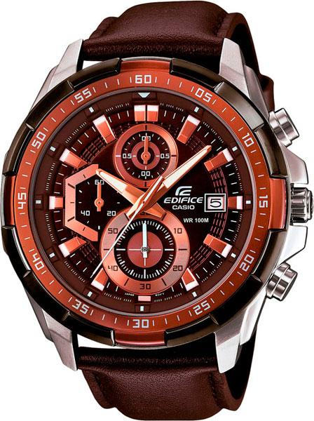 Мужские часы Casio EFR-539L-5A casio casio efr 539l 5a