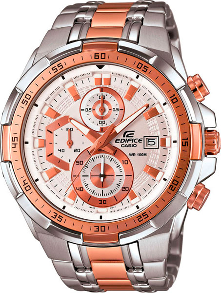 Мужские часы Casio EFR-539SG-7A5 от AllTime