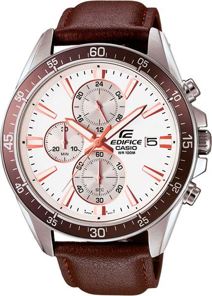 Мужские часы Casio EFR-546L-7A casio sheen multi hand shn 3013d 7a