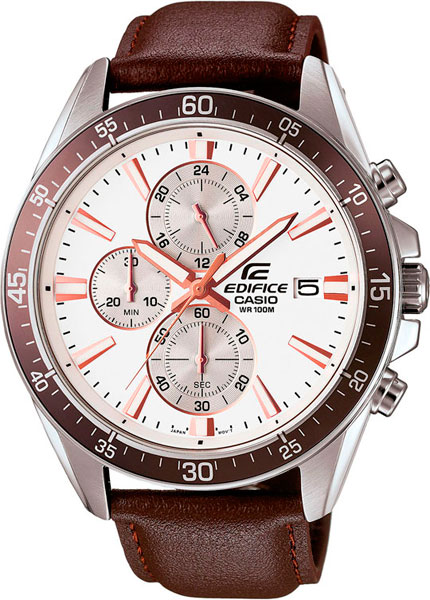 Мужские часы Casio EFR-546L-7A casio efr 546l 7a