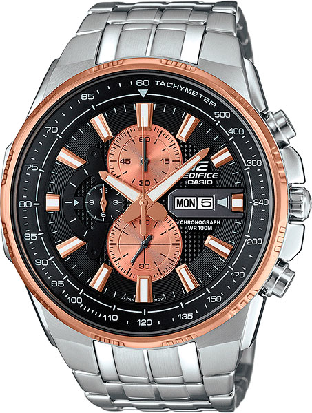 все цены на Мужские часы Casio EFR-549D-1B9