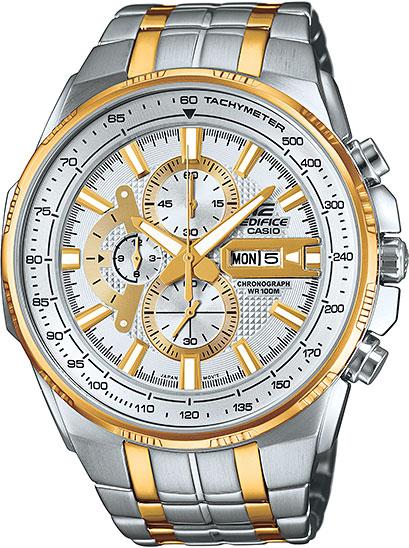 Мужские часы Casio EFR-549SG-7A casio sheen multi hand shn 3013d 7a