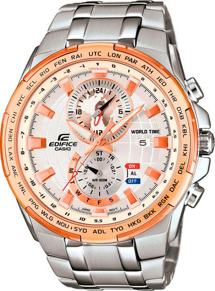 Мужские часы Casio EFR-550D-7A casio sheen multi hand shn 3013d 7a