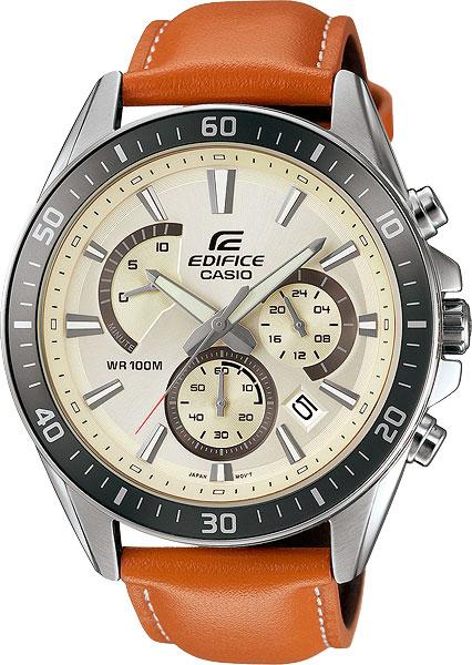 Мужские часы Casio EFR-552L-7A casio sheen multi hand shn 3013d 7a